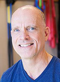 Portland personal trainer reviews of Hyatt Training by Eric Sandstrom