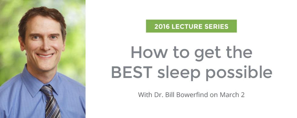 hyatt training 2016 lecture series sleep