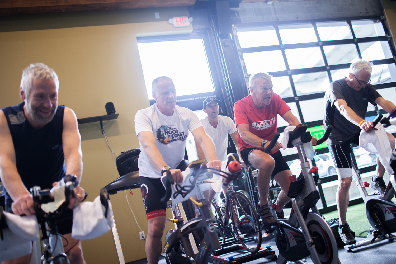 hyatt training tour rides