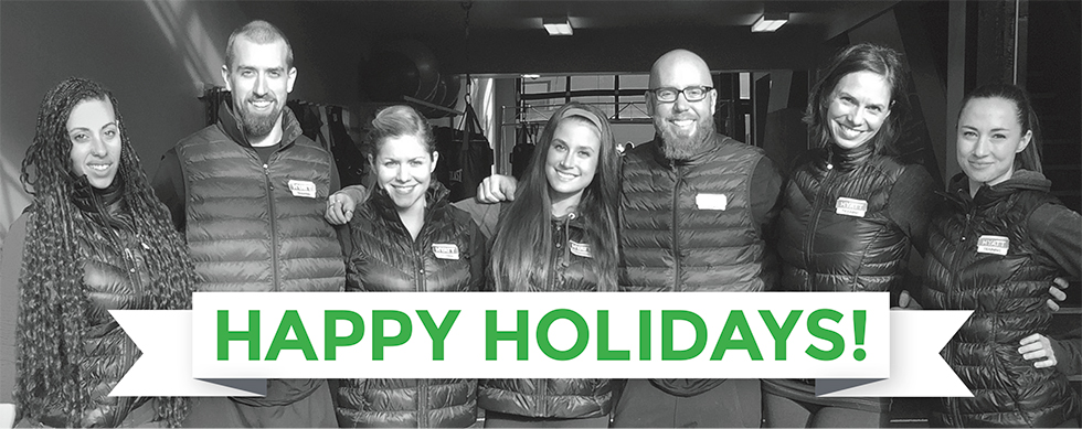 hyatt training happy holidays