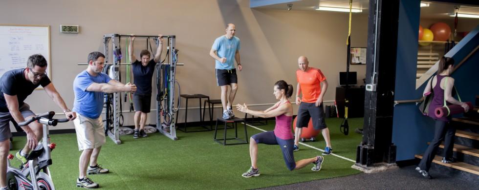 hyatt training open gym