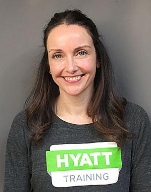 Portland personal trainer Amanda Meyer
