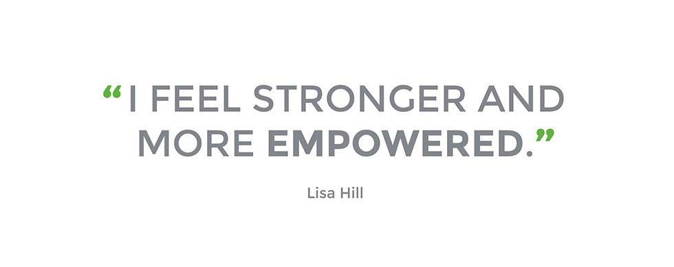 Hyatt Training success story Lisa Hill