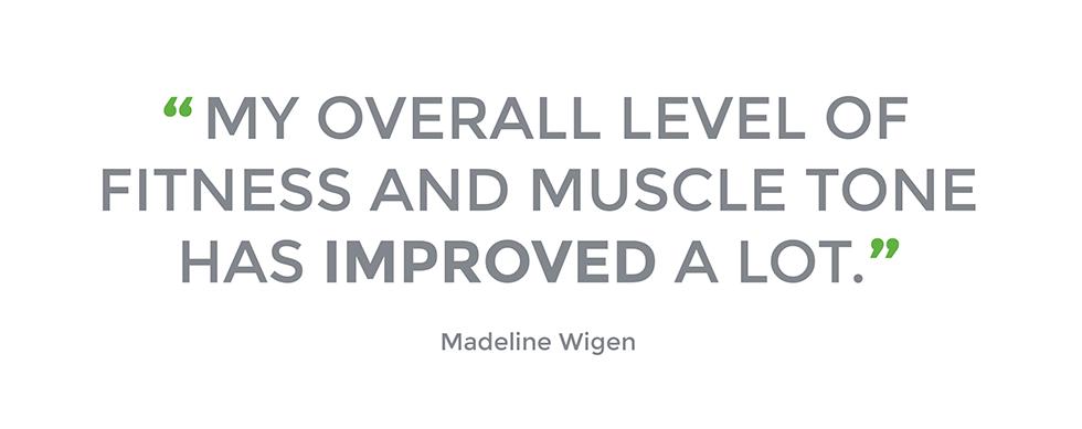 Hyatt Training success story Madeline Wigen