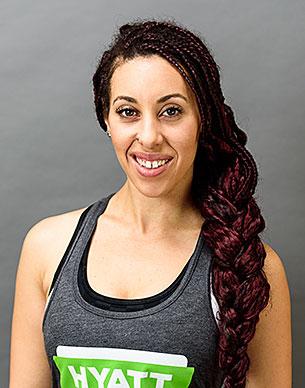 Portland personal trainer Bevin Victoria