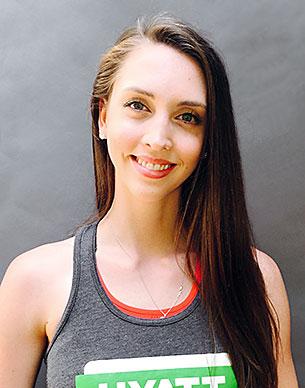 Hyatt Training Portland personal trainer Erica Runyan