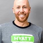 Portland personal trainer Jeremy Hyatt