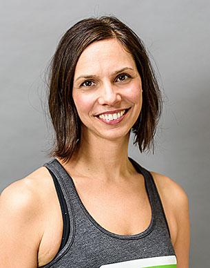 Hyatt Training portland personal trainer yoga instructor Lee Carson