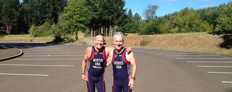 Running may reverse aging