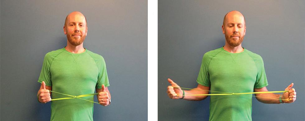 external shoulder rotation