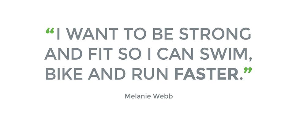 Hyatt Training success story: Melanie Webb