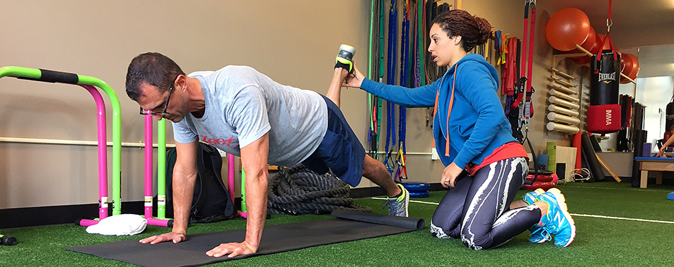hyatt training personal trainer bevin victoria