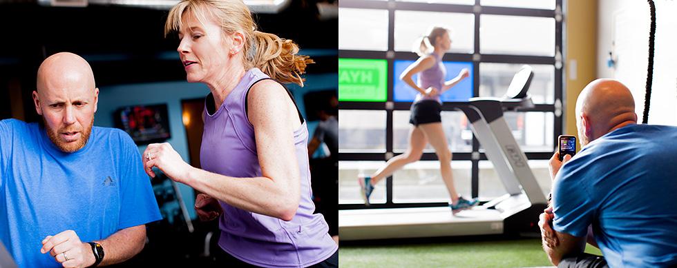 Hyatt Training offers gait analysis in portland oregon