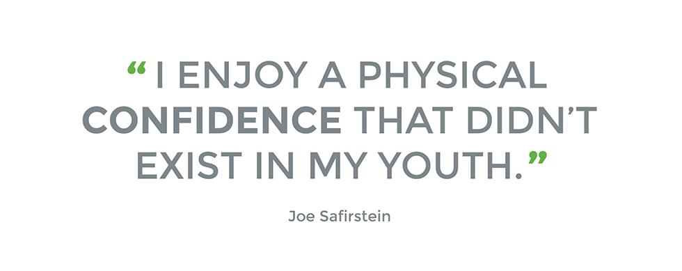 joe safirstein