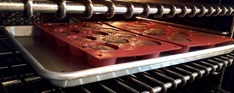 Hyatt Training healthier chocolate cake recipe
