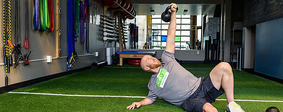 personal trainer tip Jeremy Hyatt