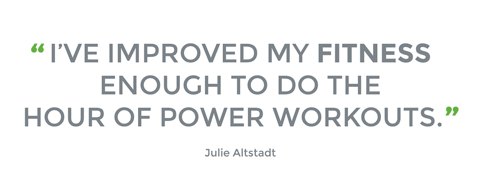 success story julie altstadt