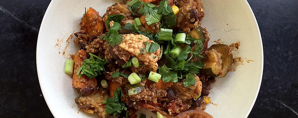 slow-cooker-vegetarian-quinoa
