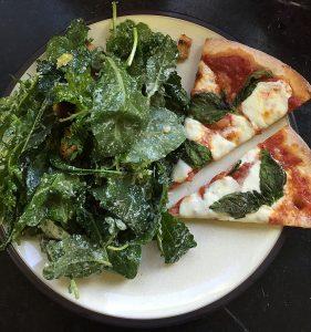 hyatt-family-eats-homemade-pizza-kale-salad
