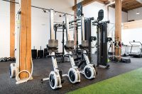 Hyatt Training best gym in Portland equipment