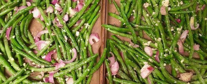 healthier green beans
