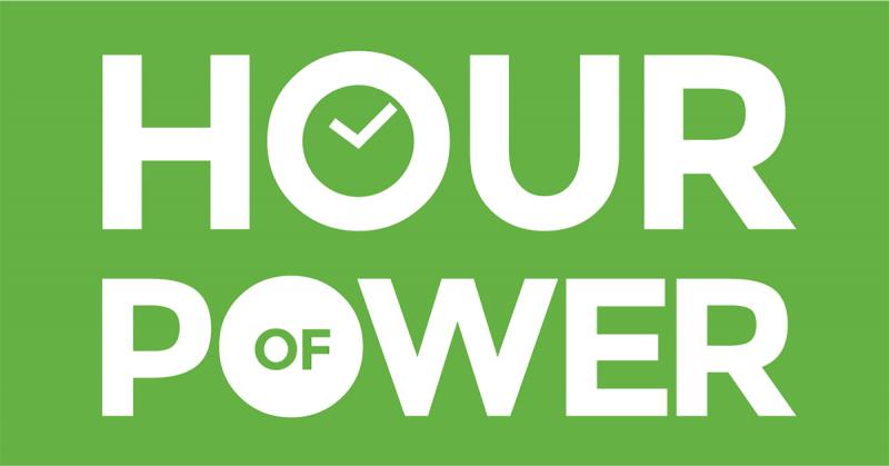 Hyatt Training hour of power hopx10