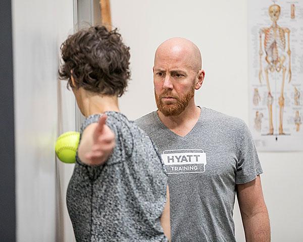 Hyatt Training Portland personal training