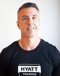 Hyatt Training Portland personal trainer Sean Rieth