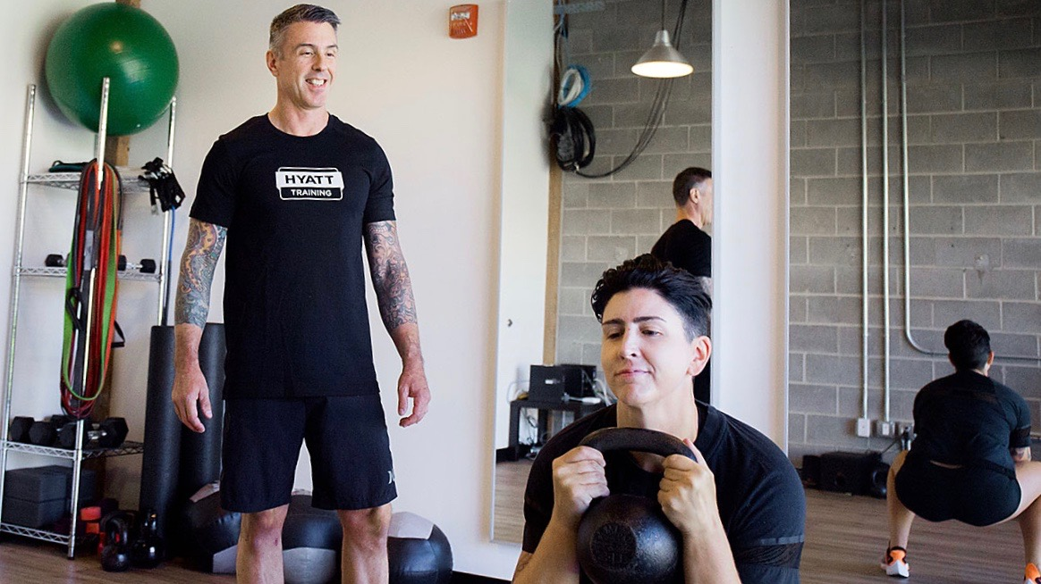 personal trainer sean reith