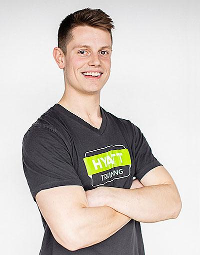 Hyatt Training Portland personal trainer Adam Gawlak