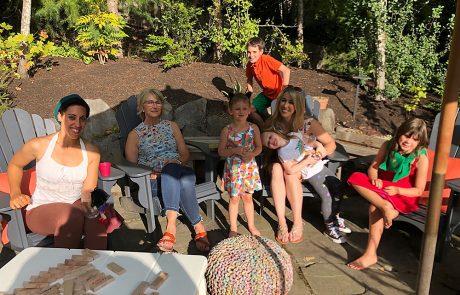 Hyatt Training dream team 2019 trainer party