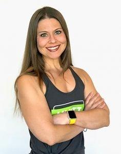 Hyatt Training Portland personal trainer Julie Hamilton