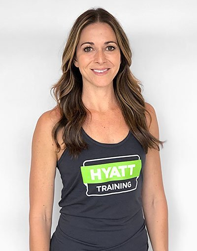 Hyatt Training Portland personal trainer Colleen McGinnis