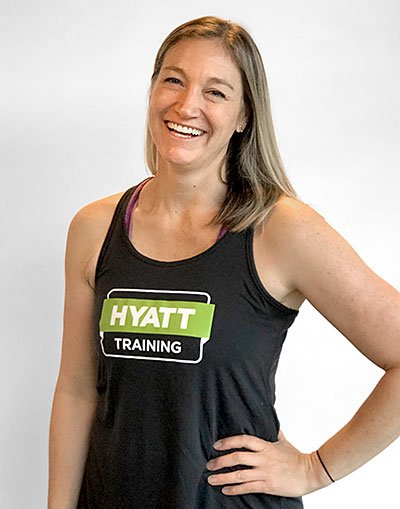 Hyatt Training Portland personal trainer Molly Gates