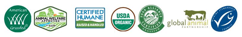 food certifications
