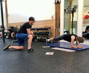 Hyatt Training Portland personal training gym COVID-19