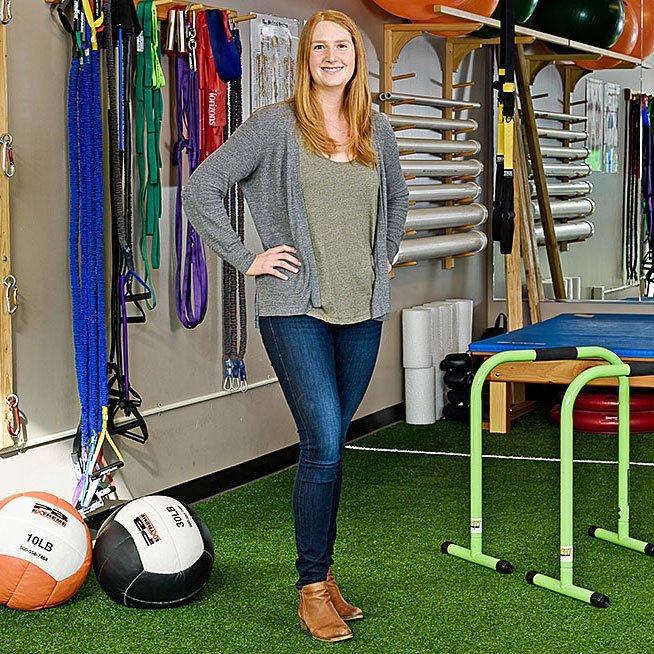 Hyatt Training client testimonial Madeline Wigen