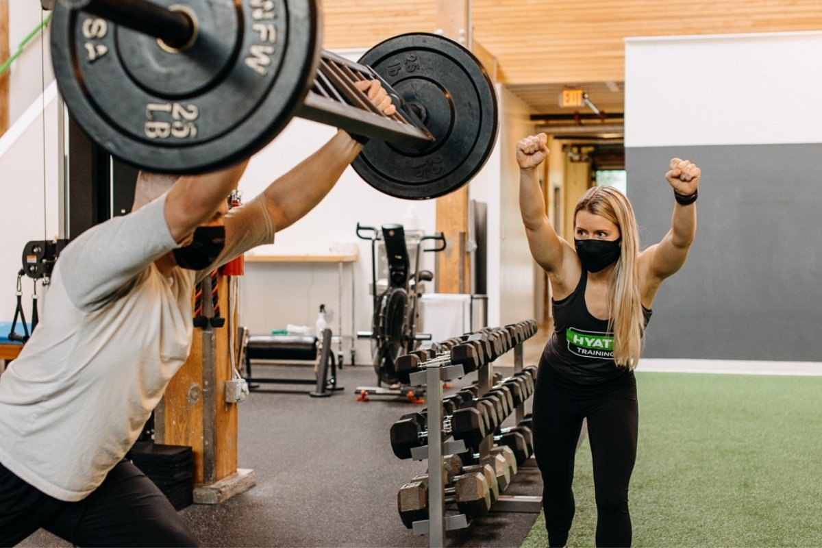 portland personal trainer amy hall