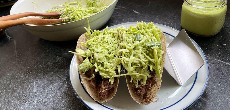 Hyatt Training healthy recipes for spring: tacos