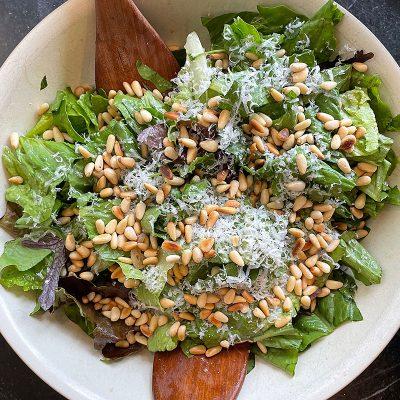 Hyatt Training easy salad dressing recipe